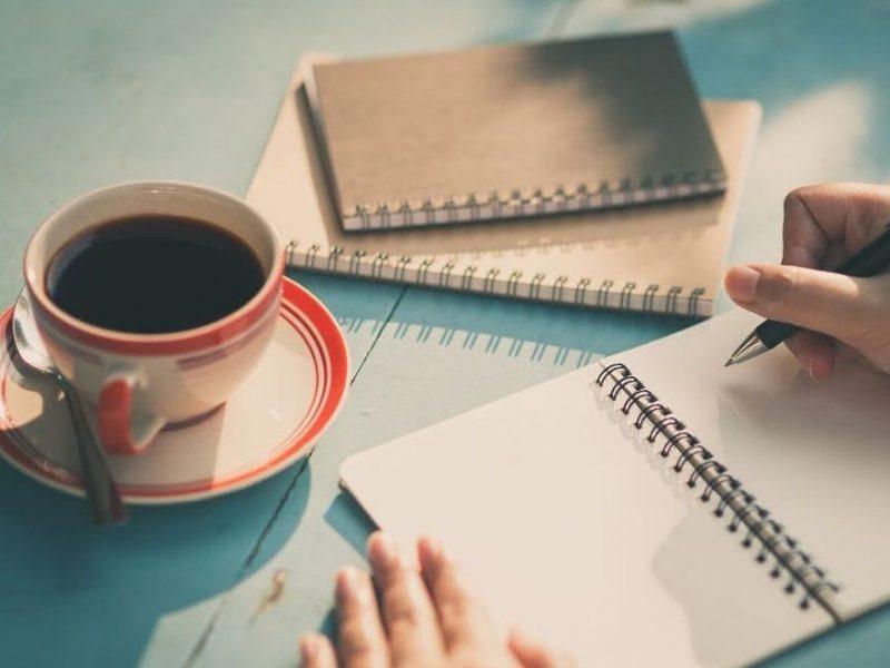 3 dicas para melhorar o seu humor através da escrita